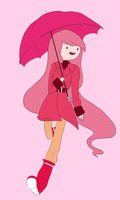 Princess Bubblegum by AdventureWoot