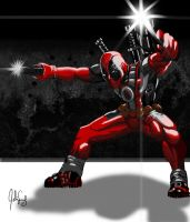 Deadpool by manguy12345