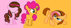 CheesePie Foals New Designs by xXPen-SofieXx