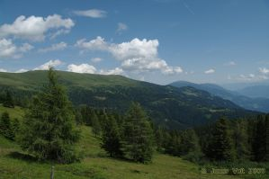 The Alps II by friedapi