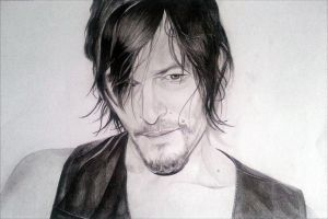Daryl... or someone like him) by Liramel