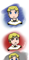 Reaction pictures of Anduin by hclark