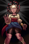 Ajna of Indivisble by TwilightMoon1996