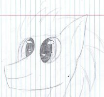 2011: Dr. Whooves Sketch by LugiaboyThePony