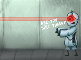 Are you still there? by Kas-the-Cat