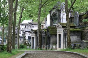 Pere lachaise Stock 111 by Malleni-Stock