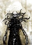 ACEO : The Father of Nothing -concept- by Devin-Francisco