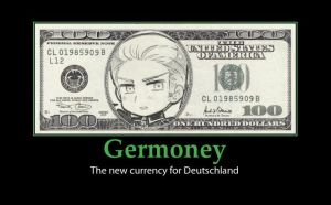 Germoney by Butchinose