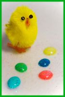 Easter Chick by Tiffany-Joy