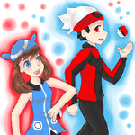 Red and Blue by Umbrygon
