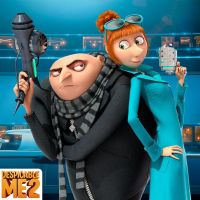 Gru and Lucy by MelySky