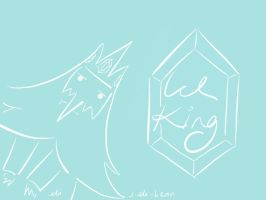 Ice King by j-eli-bean