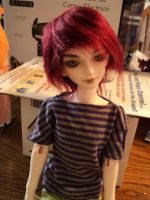 I Made a Shirt, AND IT FITS! by 4Wendy