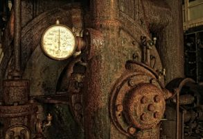 Rusty Turbine by pacifier75