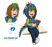 Ace Otachi Lee by Starimo