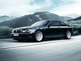 BMW 7 Coupe by passatgt