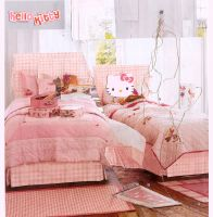 Hello Kitty, the room by I-heart-HelloKitty