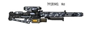 Railgun, Portable, 6x39mm MAG-S, M183A2 by Panzermeido