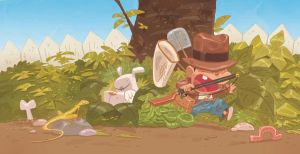 indiana jones jr by scoppetta