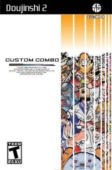 Front Cover to Custom Combo by ecau