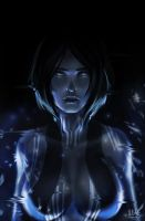 Cortana by AdamRyomaTazi