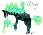 :Weird Creature Adopt 1: CLOSED: by Vinabe