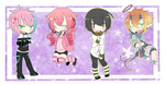 oh look more chibis! by homosama