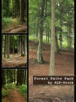 Forest Paths Pack by ALP-Stock