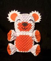 Teddy Bear by hellpr0phet