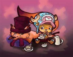 Chopper y Chopper by Kna