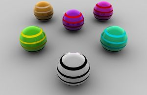 Stripes by Neon-Monkey