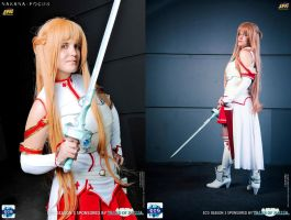 Asuna - Sword Art Online by JuliaGranger