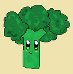 Broccoli by Bukimi-san