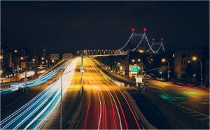 Robert F Kennedy Bridge by crunklen