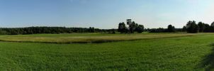My first panorama by Sooly