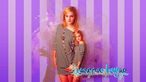 +Wallpaper Emma Watson by StaystronginTheLife