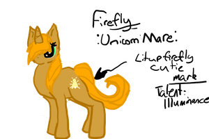 Firefly Reference ~MLP FiM~ by nooks-crannies