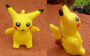Pokemon Pikachu by Alexananandra