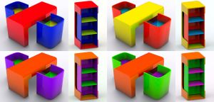 children's furniture by Power-Excelsior