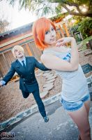 Nami And Sanji 4 by Inoshindashin