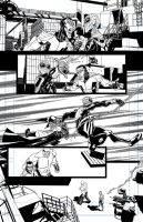 Migthy Avengers 1 page 6 tryout by 122476