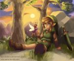 [tLoZ] The Hero and a Fairy by EpicDeidara
