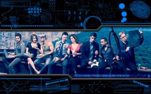 CSI:NY The Beam Team by BowEchoMedia