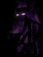 Enderman by Kitty4President