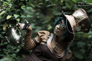 Steampunk Mad Hatter - Original cosplay #2 by TwiSearcher85