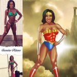 Wonder Woman Jasmine Adams By Ulics by zenx007