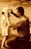 Daddy's little girl by NataliaLupin