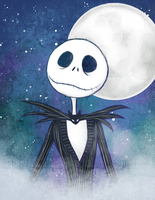 Jack Skellington by MythicPhoenix