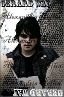 Gerard Way Poster by slimjimj04