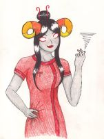 Damara Megido by ViciousCritter